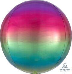 """16"""" Ombre Orbz Rainbow"""
