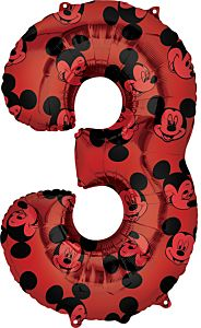 """34"""" Mickey Mouse Forever 3"""