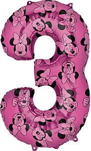 """34"""" Minnie Mouse Forever 3"""