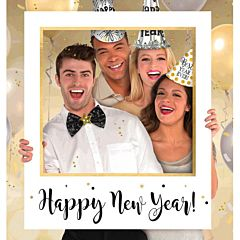 35X30 New Year Photo Frame