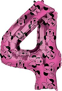 """26"""" Minnie Mouse Forever 4"""