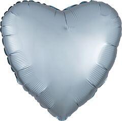 Heart SL Pastel Blue