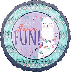 """17"""" Llama Fun"""
