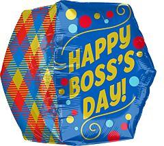 "16"" Boss Day Dots Anglez"
