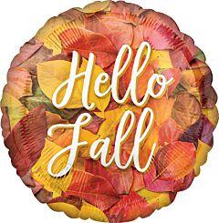"""17"""" Hello Fall Leaves"""