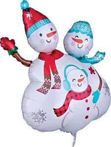 "31"" Snow Family"