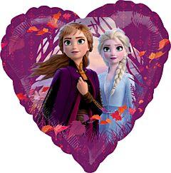 "17"" Frozen 2 Love"