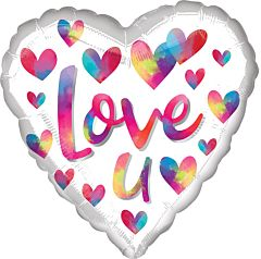 """17"""" Love U Color Splash"""