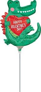 "14"" Valentine Gator"