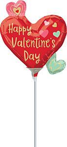 "14"" Valentine Heart Trio"