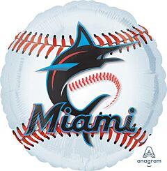 """17"""" Miami Marlins"""
