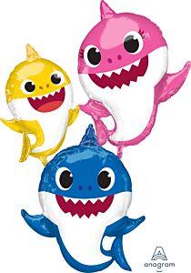 "66"" Baby Shark Airwalker"