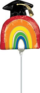 "14"" Grad Rainbow"