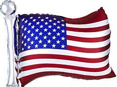 "27"" Iridescent Flag"