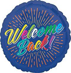Welcome Back Burst