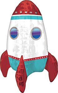 "21"" Rocket Ship"