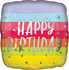 Bright & Bold Birthday