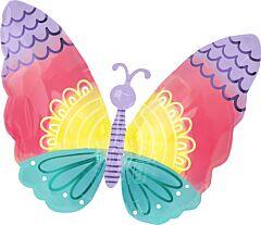 """26"""" Tie Dye Butterfly"""
