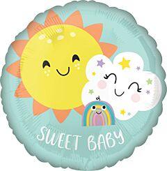 """17"""" Sweet Baby Rainbow"""