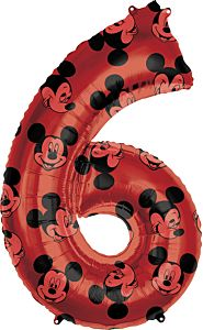 """34"""" Mickey Mouse Forever 6"""