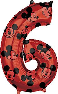 """26"""" Mickey Mouse Forever 6"""