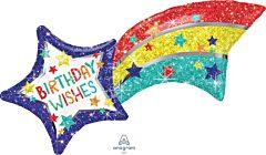 Birthday Shooting Stars