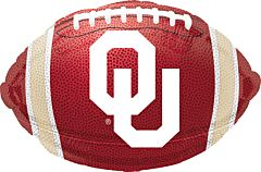 "18"" University Of Oklahoma Football"