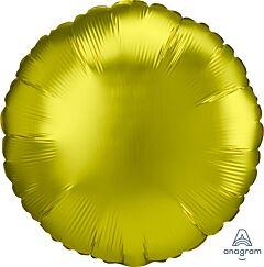 """17"""" Luxe Lemon Round"""