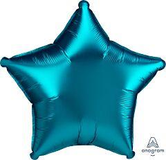 "19"" Luxe Aqua Star"