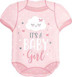"24"" Baby Girl Onesie"