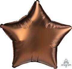 "19"" Luxe Cocoa Star"