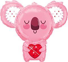 """28"""" Pink Koala Bear"""