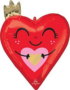 """26"""" Queen of my Heart"""