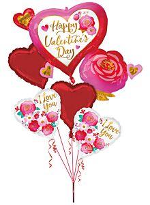 Bouquet HVD Heart & Rose