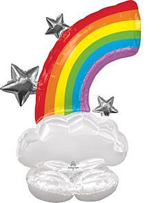 """52"""" Rainbow AirLoonz"""