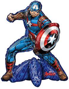 "26"" Avengers Captain America Consumer Inflate"