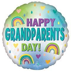 "17"" Grandparents Day Rainbows"