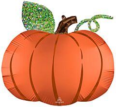 "25"" Satin Infused Pumpkin"