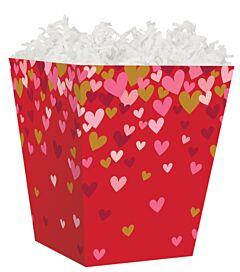 Treat Box - Confetti Hearts