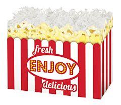 """6.75 x 4 x 5"""" Small Box - Popcorn"""