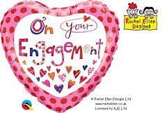 """18"""" Rachel Ellen On Your Engagement"""