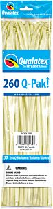260Q Qualatex Q-Pak Ivory Silk
