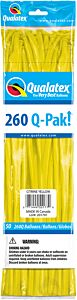260Q Qualatex Q-Pak Citrine Yellow