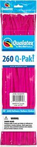 260Q Qualatex Q-Pak Magenta