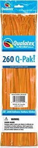 260Q Qualatex Q-Pak Mandarin Orange