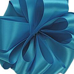 No9 Satin Ribbon -Turquoise