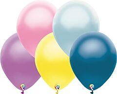 "12"" Funsational Pearl Pastel Latex Asst 50ct"