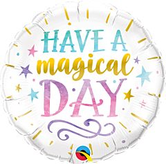 Q Have A Magical Day
