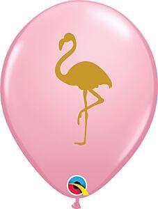 "11"" Qualatex Flamingo Latex - Pink"