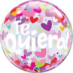 "22"" Te Quiero Bubble"